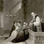 An Early Anglican Communion Service